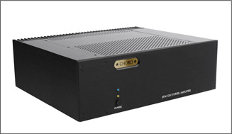 The Chord SPM 1000B reference amplifier