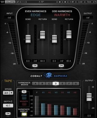 Wave Saphira harmonic enhancer
